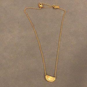 Lilly Pulitzer Lemon Slice Necklace